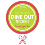 Dine Out for Seniors! 23 Portland Restaurants to Donate 10% to Store to Door!