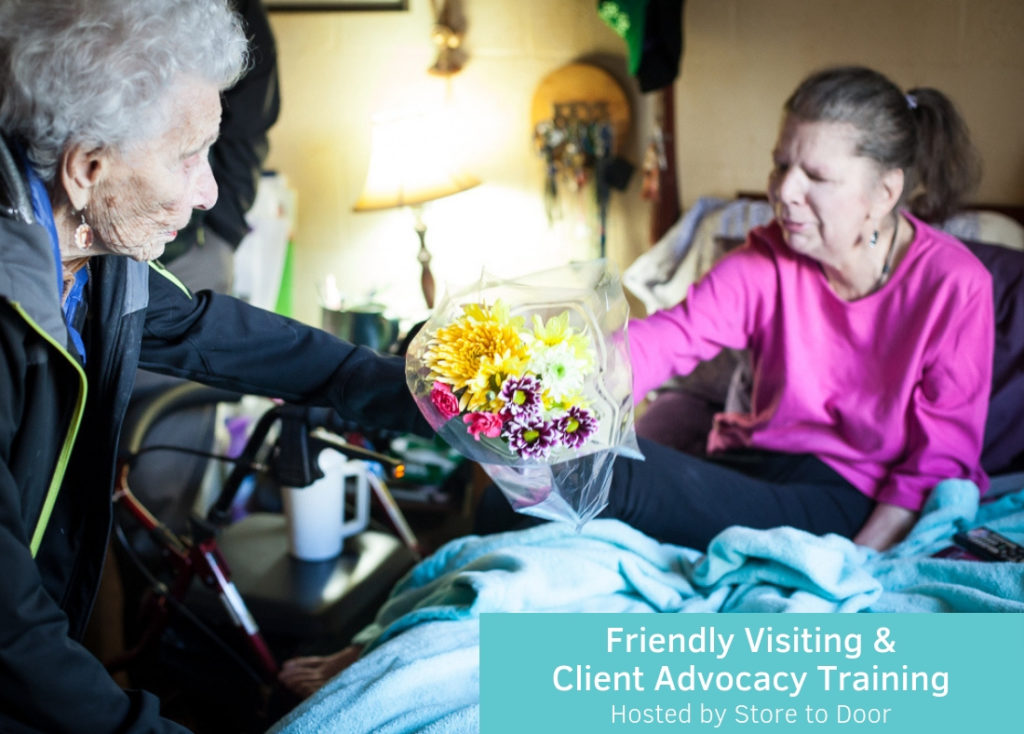 Friendly Visiting & Client Advocacy Training