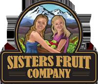 Sisters Fruit Company Logo